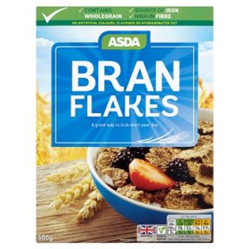 ASDA Bran Flakes 500g