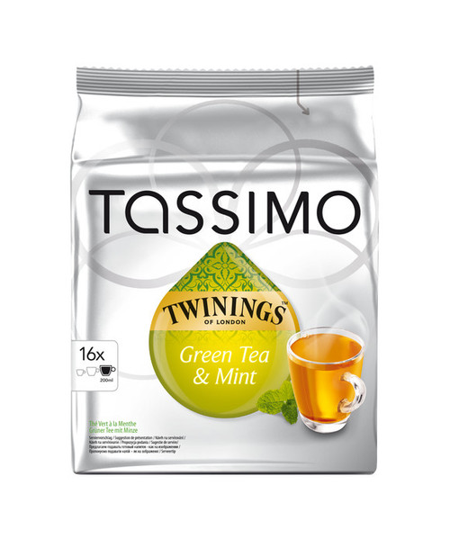 Tassimo Twinings Green Tea and Mint T Discs