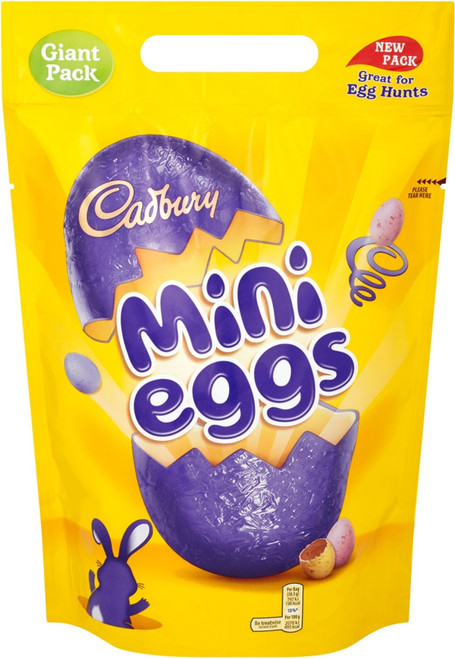 Cadbury Mini Eggs Large Bag 421g