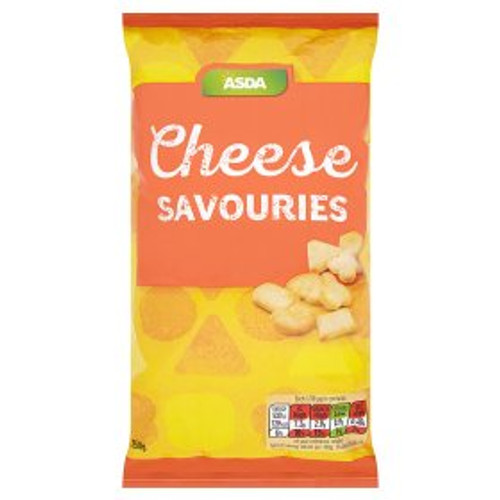 ASDA Cheese Savouries 250g