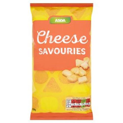 ASDA Cheese Savouries 250g