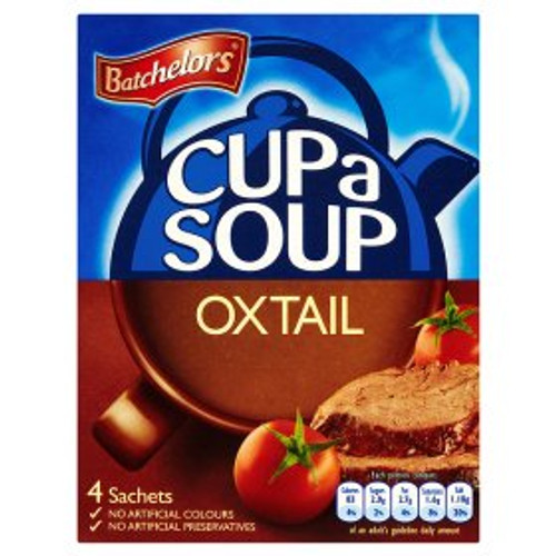 Batchelors Cup a Soup Oxtail