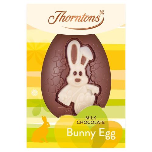 Thorntons Milk Chocolate Bunny Egg 151g