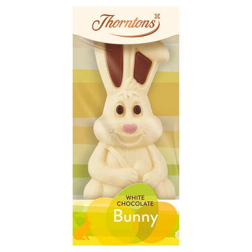 Thorntons White Chocolate Bunny 200g