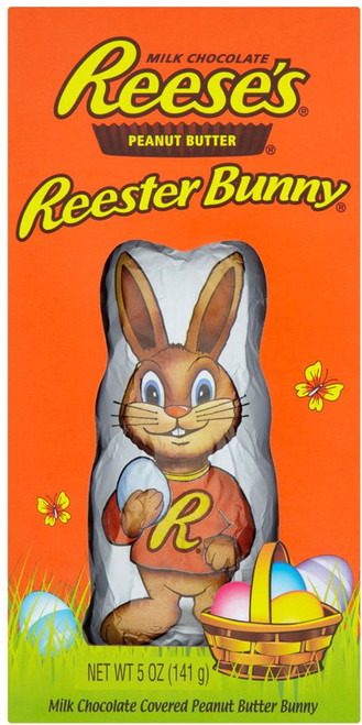 Reese's Milk Chocolate Peanut Butter Reester Bunny 141g