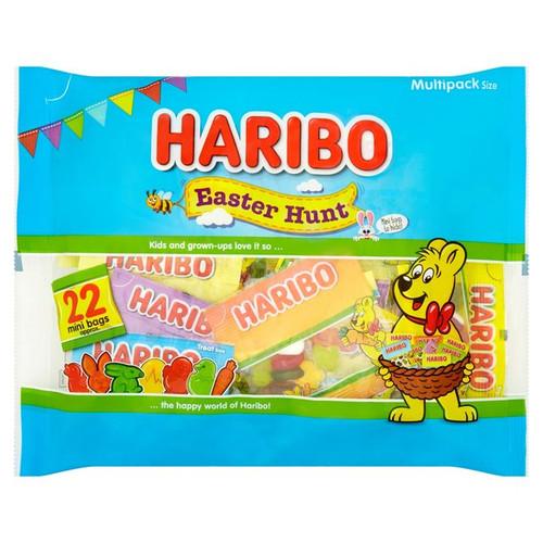 Haribo Easter Hunt Multi Pack 352g