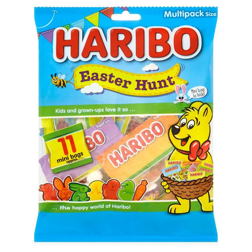 Haribo Easter Hunt 176g