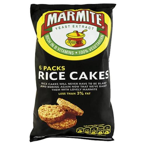 Marmite Rice Cakes Multipack 6 x 22g