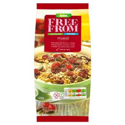 ASDA Free From Muesli 450g