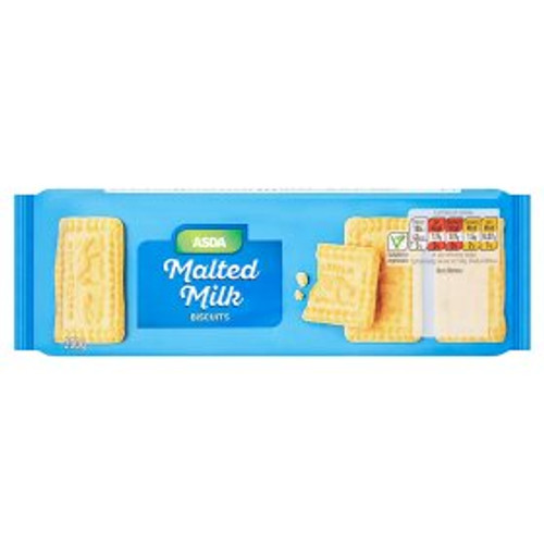 ASDA Chosen By You Malted Milk 200g