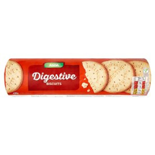 ASDA Chosen By You Digestives 400g