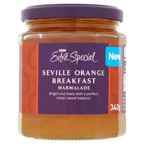 ASDA Extra Special Seville Orange Breakfast Marmalade 340g