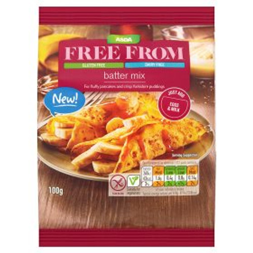 ASDA Free From Batter Mix 100g