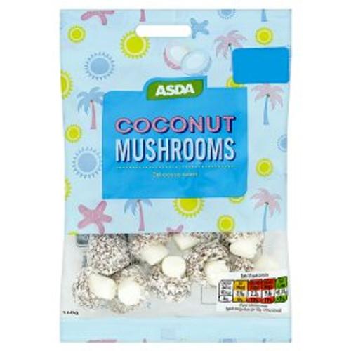 ASDA Coconut Mushrooms 160g