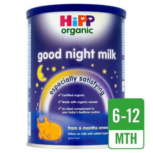 Hipp Organic Goodnight Milk 350g