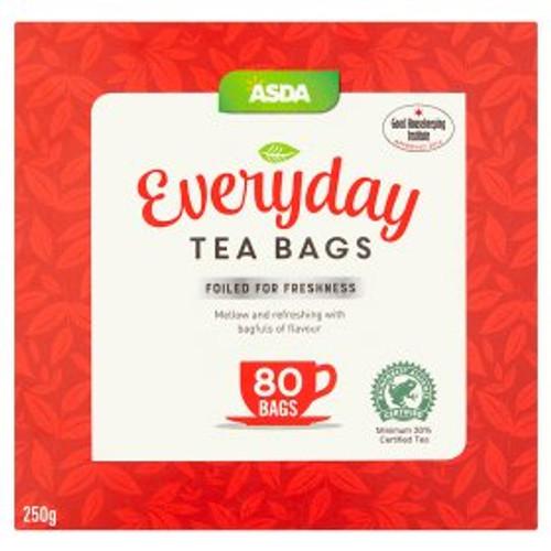 ASDA Everyday Tea Bags 80pk