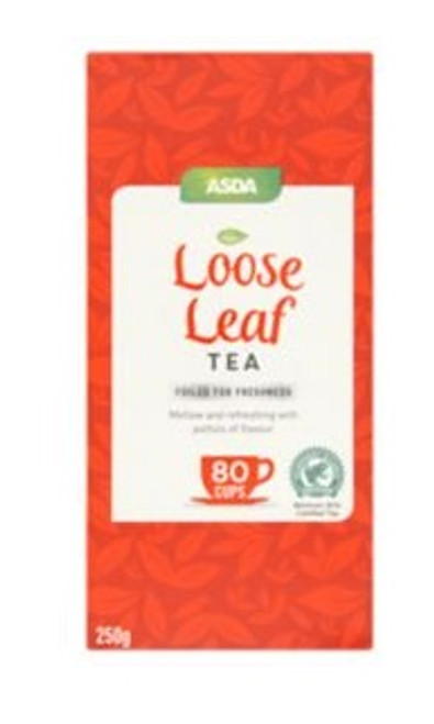 ASDA Loose Leaf Tea 250g