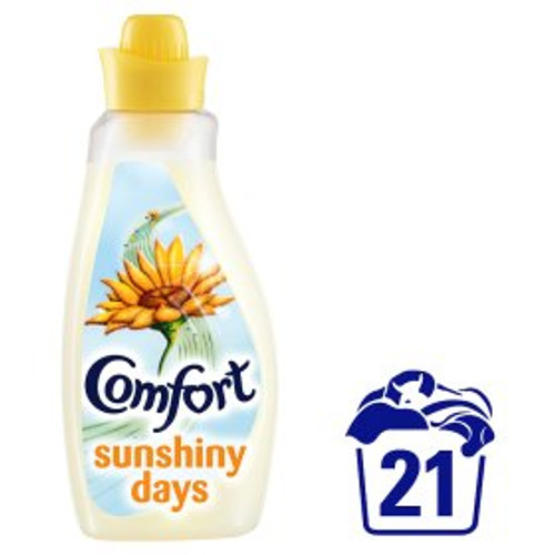 Comfort Sunshiny Days Fabric Conditioner 750ml