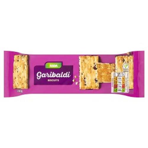 ASDA Garibaldi Biscuits 200g