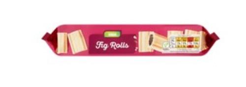 ASDA Fig Rolls 200g