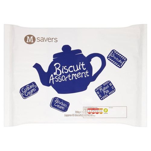 Morrisons Savers Biscuit Assortment 700g