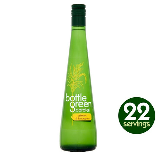 Bottlegreen Ginger and Lemongrass Cordial 500ml