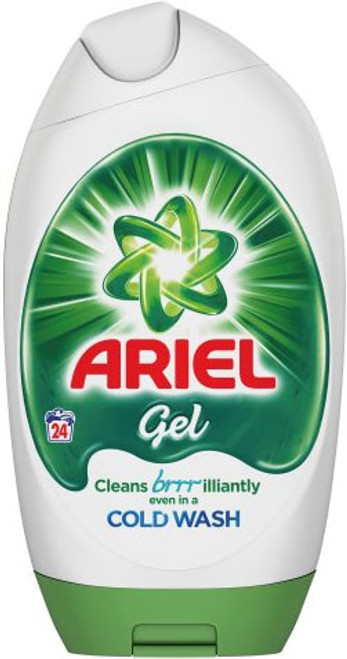 Ariel Original Biological Gel 24 washes 888ml