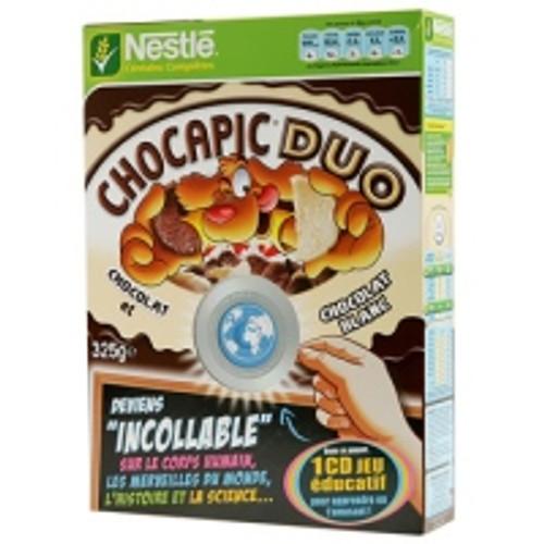 Chocapic Duo Chocolat / Chocolat Blanc 400g