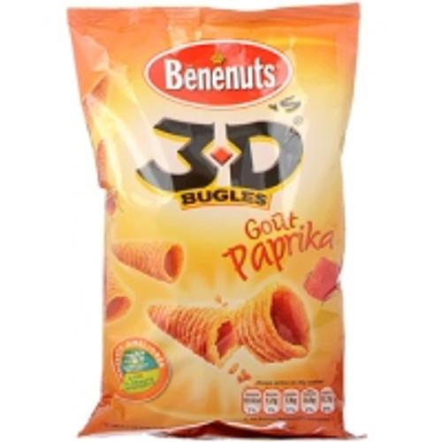Benenuts 3D Bugles Paprika 85g