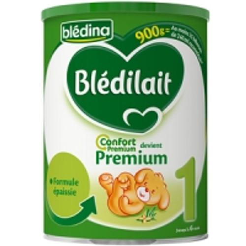 Bledina Bledilait Confort Premium 1er age 900g