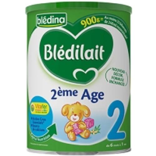 Bledina Bledilait 2e age 900g