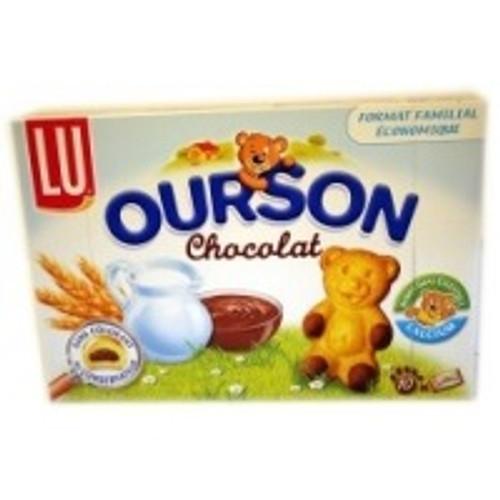 LU Oursons Au Chocolat (x10) 300g