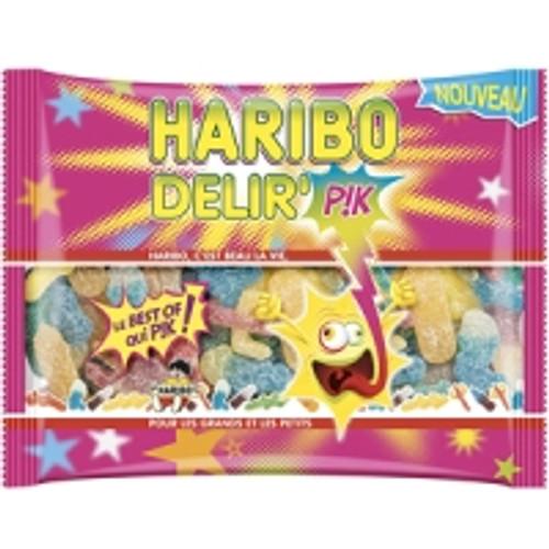 Haribo Delir' Pik 275g