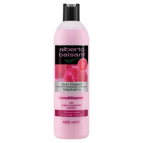 Alberto Balsam Sun Kissed Raspberry Conditioner 400ml
