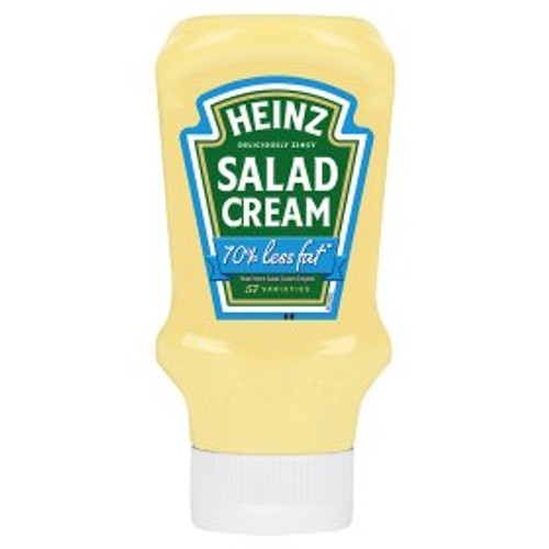 Heinz Extra Low Fat Salad Cream 435g