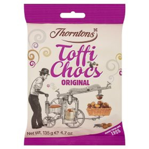 Thorntons Toffee Chocs 135g
