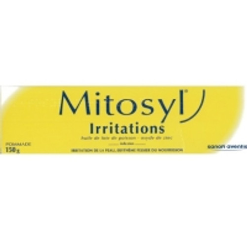 Mitosyl Irritations Creme Pour Le Change Tube 150g