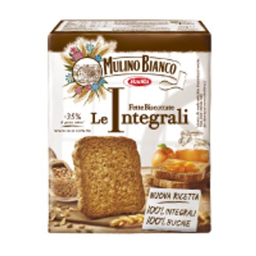 Mulino Bianco Armonie Fette Biscottate Integrali Wholemeal Rusks 315g