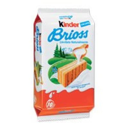 Kinder Brioss with Milk 280g