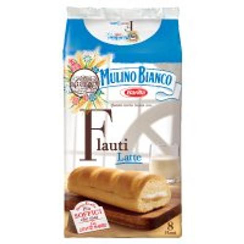 Mulino Bianco Flauti with Milk Cream 280g