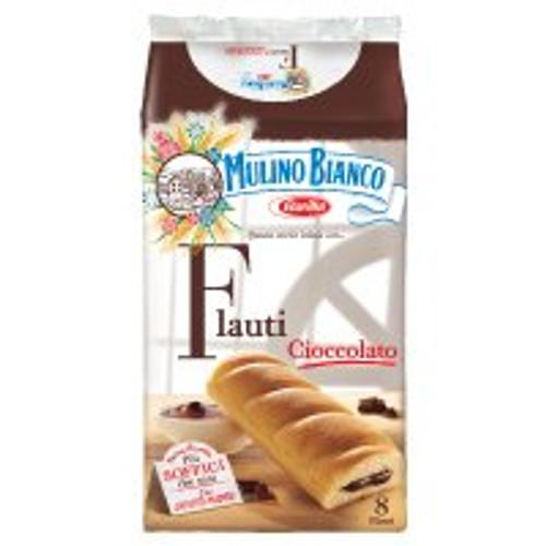 Mulino Bianco Flauti with Chocolate 280g