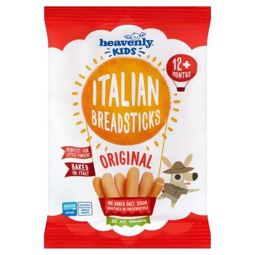 Heavenly Kids Italian Breadsticks Original 12+ Months 30g