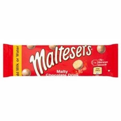 Maltesers Instant Hot Chocolate Sachet 25g