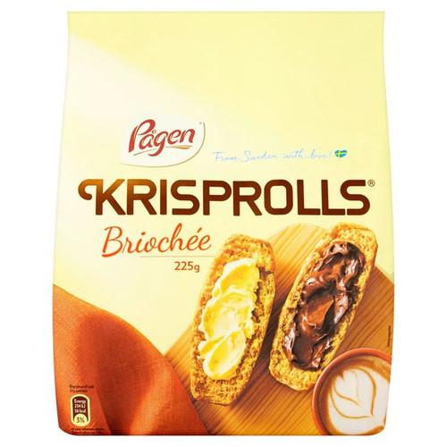 Krisprolls Brioche 225g