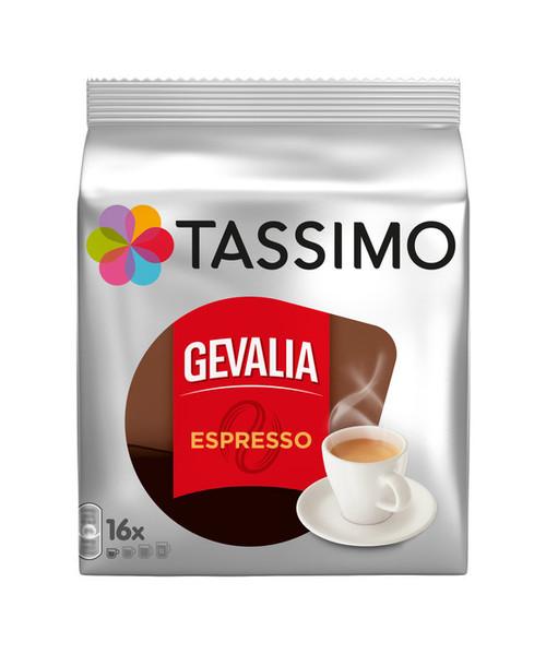 Tassimo Gevalia Espresso 16 Drinks  128g