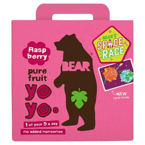 Bear Raspberry Yoyo 5 x 20g