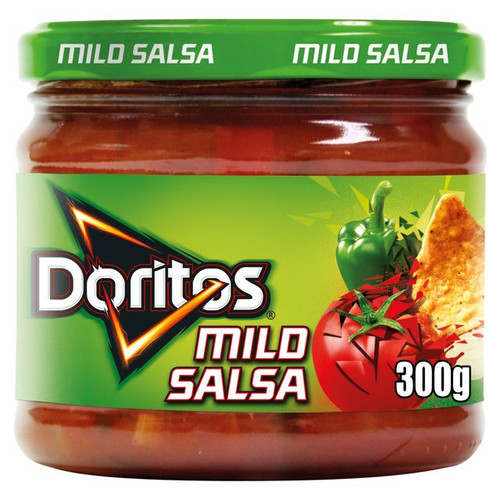 Doritos Mild Salsa Dip 300g