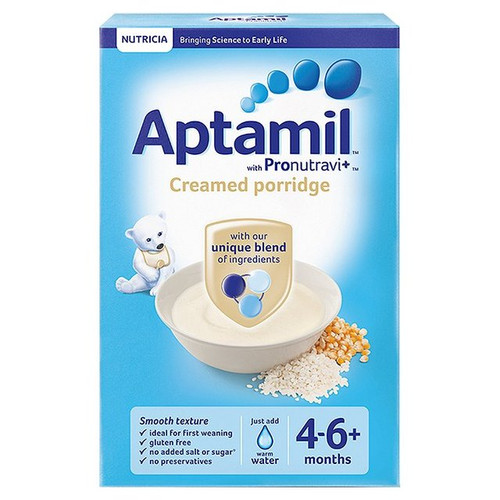 Aptamil Creamy Porridge 125g