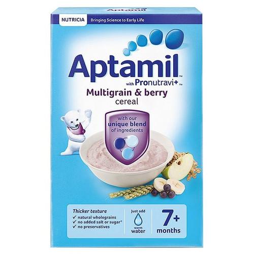 Aptamil Multigrain & Berry Cereal 200g