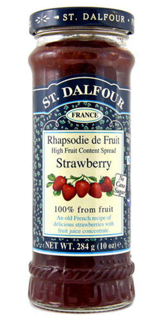 St Dalfour Strawberry 284g